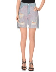 Up Jeans Denim Denim Shorts Blue