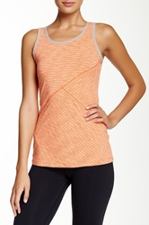 Lole Twist Tank Orange