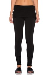 Beautiful People Supersoft Fleece Pant Black