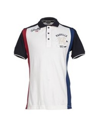Marville Polo Shirts White