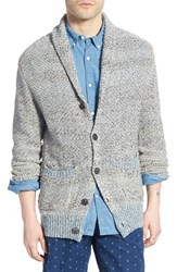 Men's Lucky Brand Shawl Collar Cardigan
