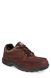 Dunham 'Exeter Low' Gore Tex Derby Men Brown