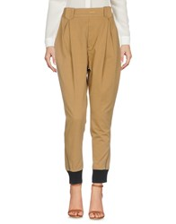 Boy By Band Of Outsiders Casual Pants Sand