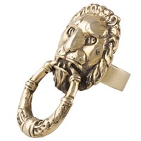 Reagan Charleston Leone Cocktail Ring Bronze