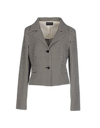 Diana Gallesi Suits And Jackets Blazers Women Black