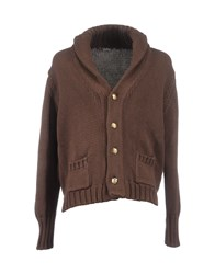 Alain Cardigans Brown