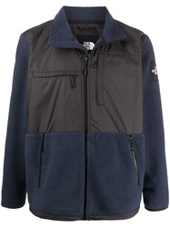 The North Face Zip Up Panelled Sweater 60
