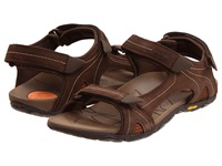 Vionic With Orthaheel Technology Boyes Chocolate Men's Sandals Brown