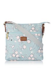 Ollie And Nic Bea Crossbody Blue