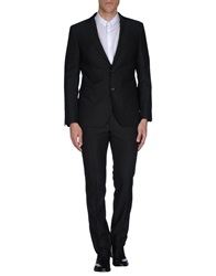Asfalto Suits Black