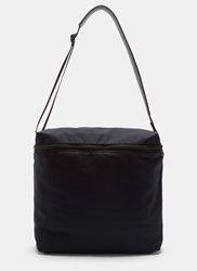 Airbag Craftworks Playhouse Everyday Canvas Bag Black