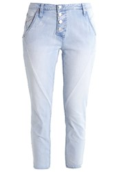 Opus Levy Relaxed Fit Jeans Light Blue