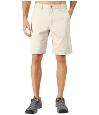 Mountain Khakis Teton Twill Short Stone Men's Shorts White