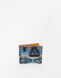 Icon Brand Aztec Wallet Brown