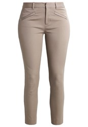 Gap Trousers Brindle Taupe