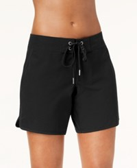 Nautica Swim Shorts Women's Swimsuit Black
