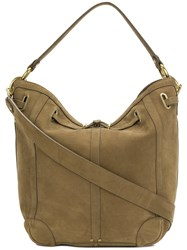 Jerome Dreyfuss Tanguy Tote Green