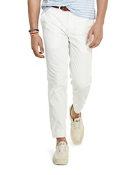 Polo Ralph Lauren Straight Fit City Jogger White