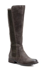 Brn Women's B Rn Geo Stretch Engineer Boot Marmotta Suede