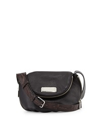 New Q Zipper Mini Natasha Bag Black Multi Marc By Marc Jacobs