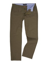 Howick Men's Fraternity Casual Chino Army