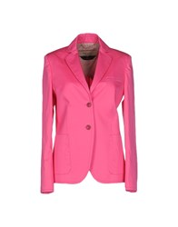 Paul Smith Suits And Jackets Blazers Women Fuchsia