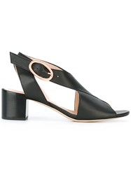 Repetto 'Freja' Sandals Women Calf Leather Leather 36 Black