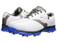 Callaway X Nitro White Grey Blue Men's Golf Shoes