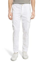 Michael Bastian Men's Garment Dyed Cargo Pants