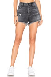 Siwy Avery Boy Short Fade To Black