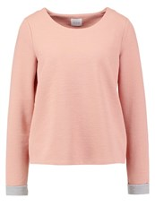 Vila Vimarthe Long Sleeved Top Rose Dawn
