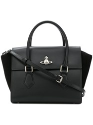 Vivienne Westwood Matilda Medium Handbag Black