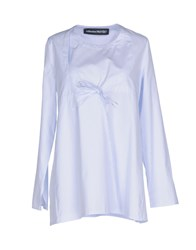 Collection Privee Shirts Sky Blue