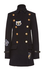 Coach 1941 Naval Coat Navy