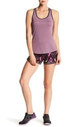 Asics Everysport Short Purple