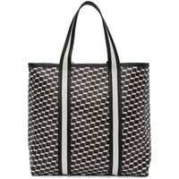 Pierre Hardy Black Cube Archi Tote