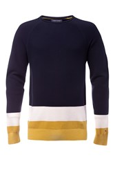 Tommy Hilfiger Men's Maddy Crew Neck Sweater Midnight