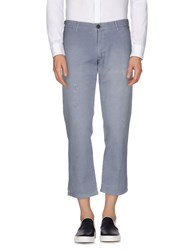 Monocrom Casual Pants Sky Blue