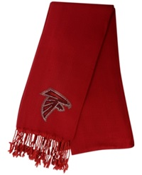 Little Earth Women's Atlanta Falcons Pashi Fan Scarf Red
