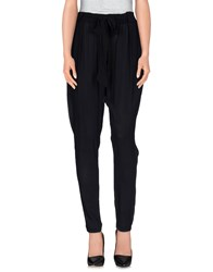 Vdp Collection Trousers Casual Trousers Women Black