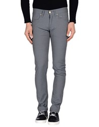 Siviglia Trousers Casual Trousers Men Grey