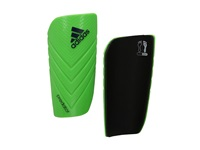 Adidas Predator Lesto Shin Guard Neon Green Rich Blue Athletic Sports Equipment