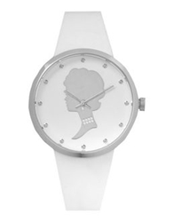 Lulu Guinness Wrist Watches White