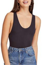 Bdg Urban Outfitters Seamless Bodysuit Black