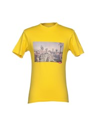 C1rca T Shirts Yellow
