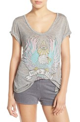 Women's Lauren Moshi 'Becca' Graphic Tee