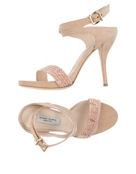 Gianni Marra Sandals Beige