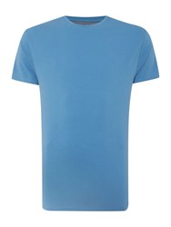 Linea Jaguar Crew Neck T Shirt Energy Blue