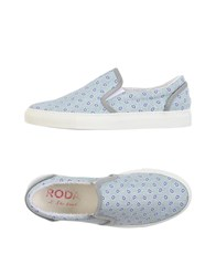 Roda At The Beach Footwear Low Tops And Sneakers