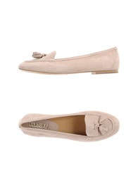 Sartore Moccasins Light Pink